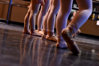 Fun in Childrens Ballet & Tap Thursday